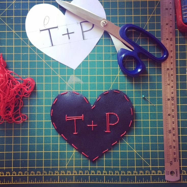 The perfect 3rd Wedding Anniversary Gift ❤️ @etsy #stitch embroidery #leather #design #heart #travel #red #frame #homedecor #gift #present #handmade #madewithlove #firstanniversary #wedding #anniversary #cardiff #engagement #etsy #love #heart #christmas