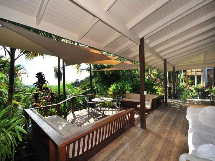 Australian native outdoor area ideas