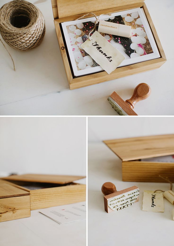usb flash drive packaging, box with chestnut wood from 1800′s barrels + Fine art prints!