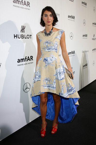 amfAR Milano 2013 Gala Event - Arrivals - Pictures - Zimbio