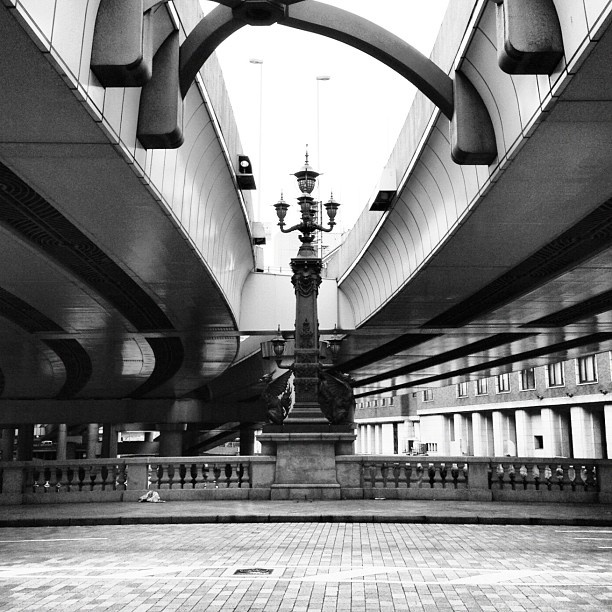 Old Bridge - @hax- #webstagram