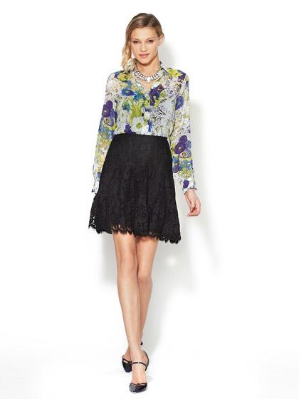 Anna Sui Skirt 33