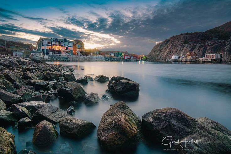 "425 Likes, 7 Comments - Gord Follett Photography (@gord_follett_photography) on Instagram: """"On the Rocks, Quidi Vidi Village"" Quidi Vidi Village may be one of the most photographed places in…"""