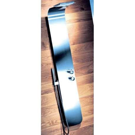 La Colonne de Douche Shower Board Païni a une hauteur fixe de 1600mm (allure Board) avec robinet thermostatique. Prix et infos ici