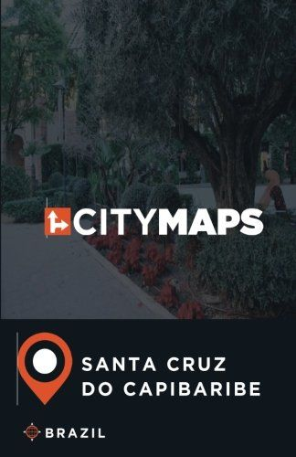 City Maps Santa Cruz do Capibaribe Brazil