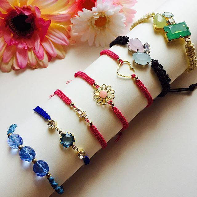 刺繍糸で簡単!インスタで話題のミサンガブレスの作り方