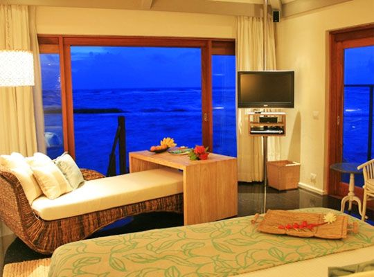 A room with a view... of the Indian Ocean-: Coral Reef, Taj Maldives, Reef Maldives, Luxury Travel, Dream Room, Access Maldives