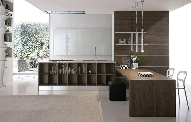 Aster | Modello Atelier - Cucine Moderne