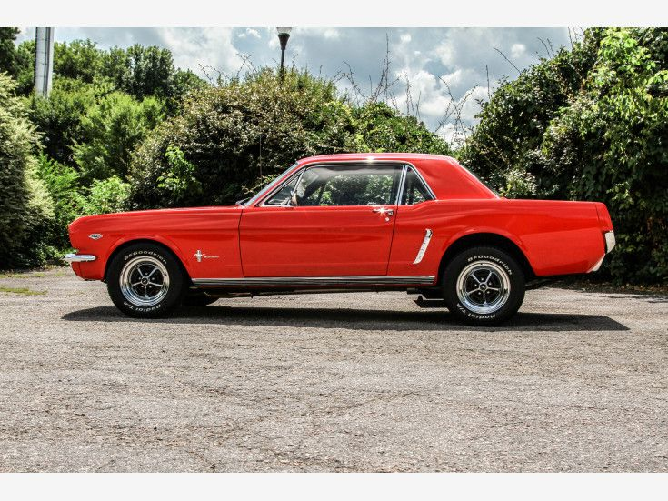 1965 Ford Mustang Coupe For Sale Near Wake Forest North Carolina 27587 Classics On Autotrader Mustang American Dream Cars Autotrader