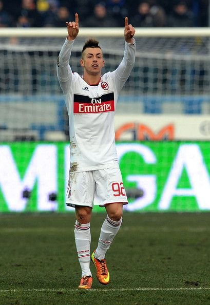 Stephan El Shaarawy for the win via gloria13.tumblr.com