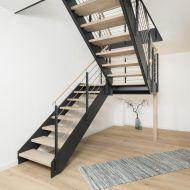 die besten 25 handlauf ideen auf pinterest handlauf treppe vorderdeck und holzhandlauf. Black Bedroom Furniture Sets. Home Design Ideas