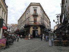 Old town, Bucharest   by tom.frohnhofer