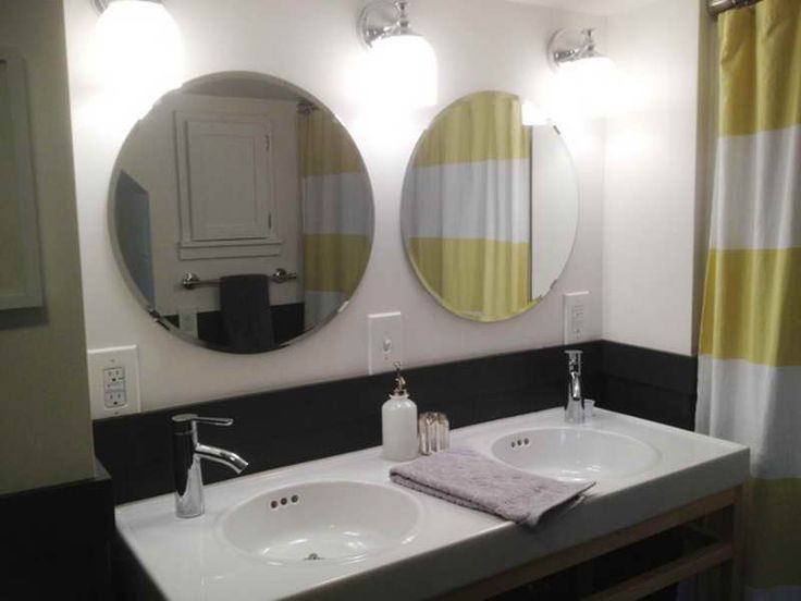 Bathroom Mirrors Ikea With Double Sink