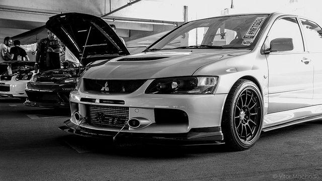 #Mitsubishi Lancer Evo IX