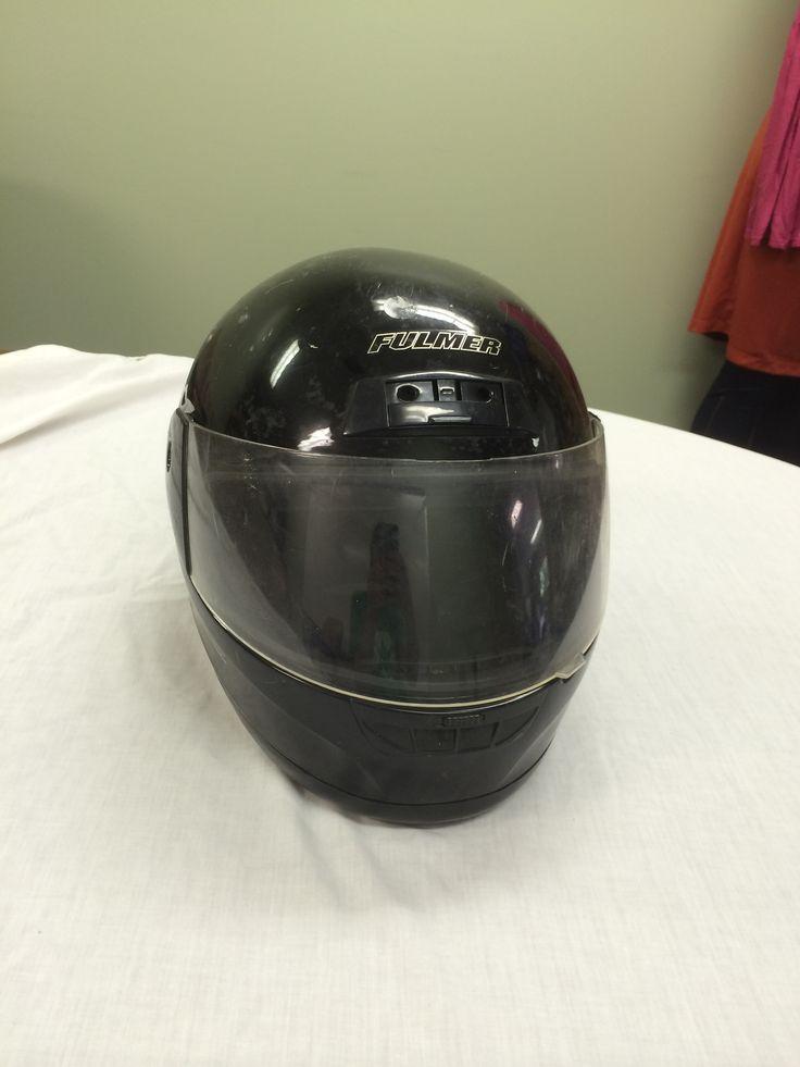 Fulmer Helmet - July 2014
