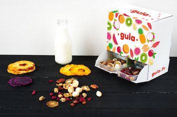 Concours : gagnez un coffret gourmand Gula, pour des en-cas sains !