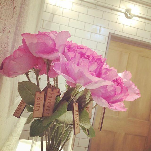 *AIRLY FLOWER* コンセプトのお花にちなんだ演出 その1 ダーズンローズのセレモニー 感謝・誠実・幸福・信頼・希望・愛情 情熱・真実・尊敬・栄光・努力・永遠 12本の意味のある花。 通常は新郎新婦がもらうセレモニーだけど 今回はそれぞれの言葉に当てはまるゲスト 12名を選んで新郎新婦からプレゼント。 おふたりも、お花をもらったゲストも 涙涙。とっても温かい式になりました♡ #TRUNKBYSHOTOGALLERY #wedding #flower #ceremony #flowerdecoration #結婚式 #結婚式場 #披露宴 #花 #ウェディング #ウェディングフォト #ウェディングプランナー #結婚式演出 #演出 #フォトウェディング #イブピアッツェ #バラ #12 #ダーズンローズ #モルタル #タイル #レンガ #インテリア #電球 #ブルックリン #プレ花嫁 #ゼクシィ #shibuya #tokyo #conceptTRUNKwedding