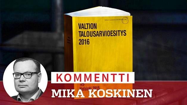 Tavallaan Suomi on sairaampi maa kuin Kreikka, jossa korruptio ja haluttomuus maksaa veroja kukoistavat. Suomessa valtio ja kunnat keräävät veroja pää märkinä, ja lainaa otetaan. Silti rahat eivät riitä hyvinvointivaltion pyörittämiseen, kirjoittaa Ilta-Sanomien uutistuottaja Mika Koskinen.