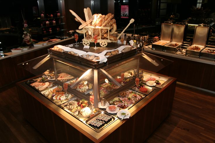 High Quality Buffet!