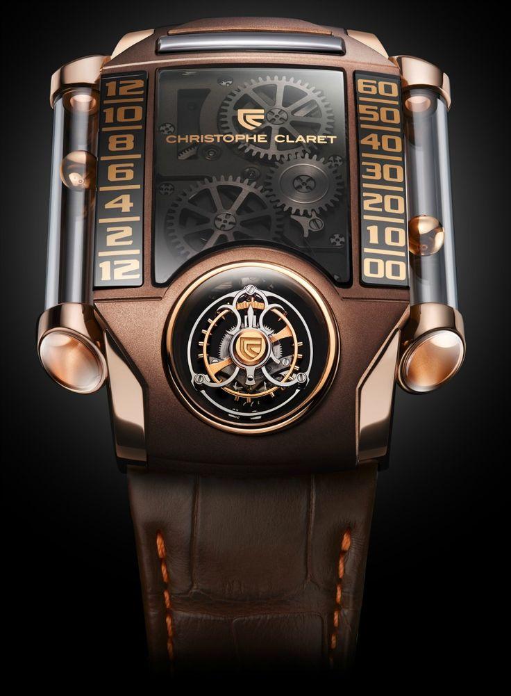 Découvrez la Christophe Claret X-Trem-1 Chocolate | #WWG
