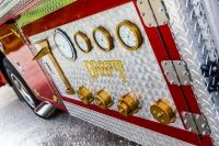 Bbq fire truck cruising kitchens custom food truck builder mobile kitchen lounge bar retail shipping container corporate marketing vehicle for sale discovery channel blue collar backers-21