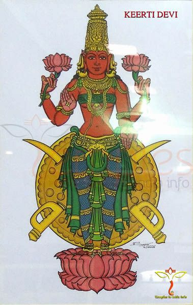 keerti-devi - temples in india info blog
