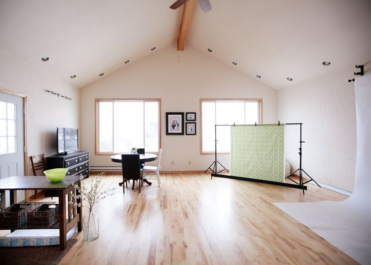 How to Create a Home-Based Photography Studio: Part One
