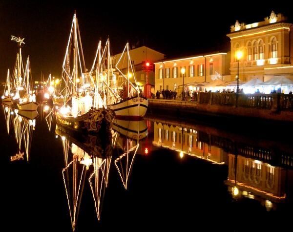 @Alice Grussu: #TheGreatBeauty in Italy is everywhere: Natale a #Cesenatico #ITisME