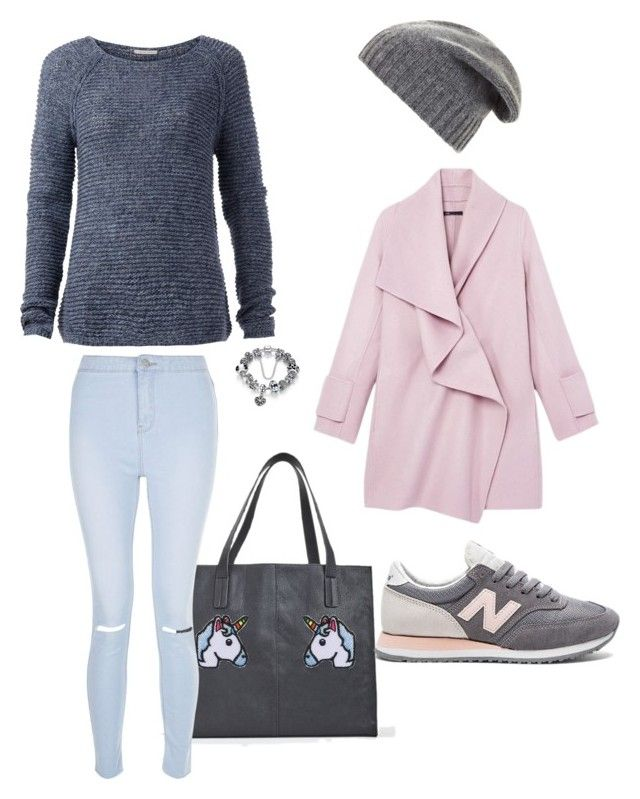 """New Balance outfit"" by rainbowfra on Polyvore featuring JustFab, Vince, Tommy Hilfiger, Hipstapatch, New Balance, New Look and BCBGMAXAZRIA"
