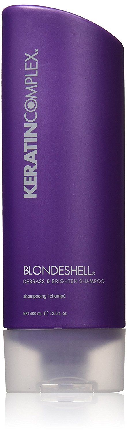 Keratin Complex Blondeshell Debrass and Brighten Shampoo 13.5 oz *** You can get more details by clicking on the image.