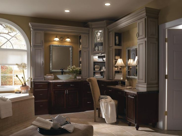 modular bathroom furniture rotating cabinet vibe designer. these dark wood bathroom cabinets in cherry and painted oasis hued cabinetry make for a beautiful mix of robust masculinity fine feminine charm modular furniture rotating cabinet vibe designer r