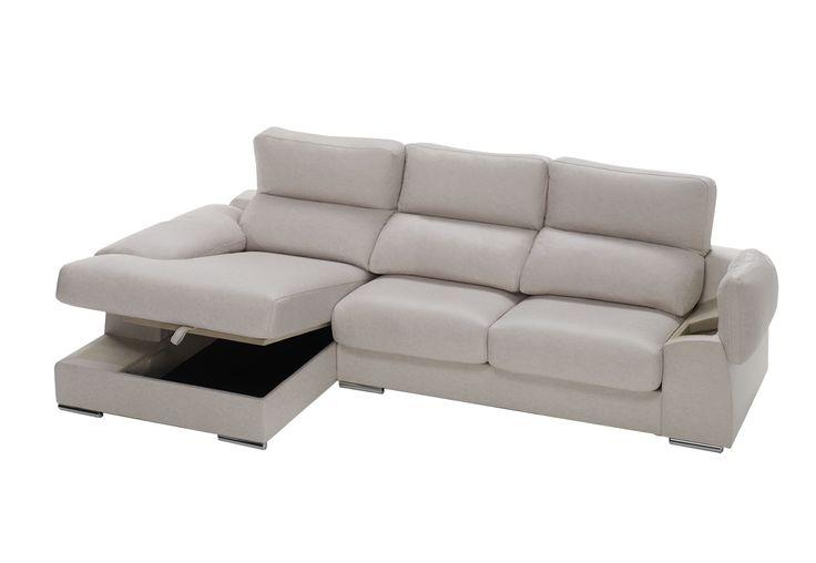 Si necesitas espacio de #almacenamiento, el #sofa Douro es genial para ti!