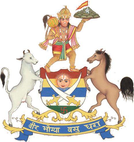 Mandawa is a Thikana of Shekhawat Dynasty's Sadhani clan. Mandawa is in State of Jaipur, India.