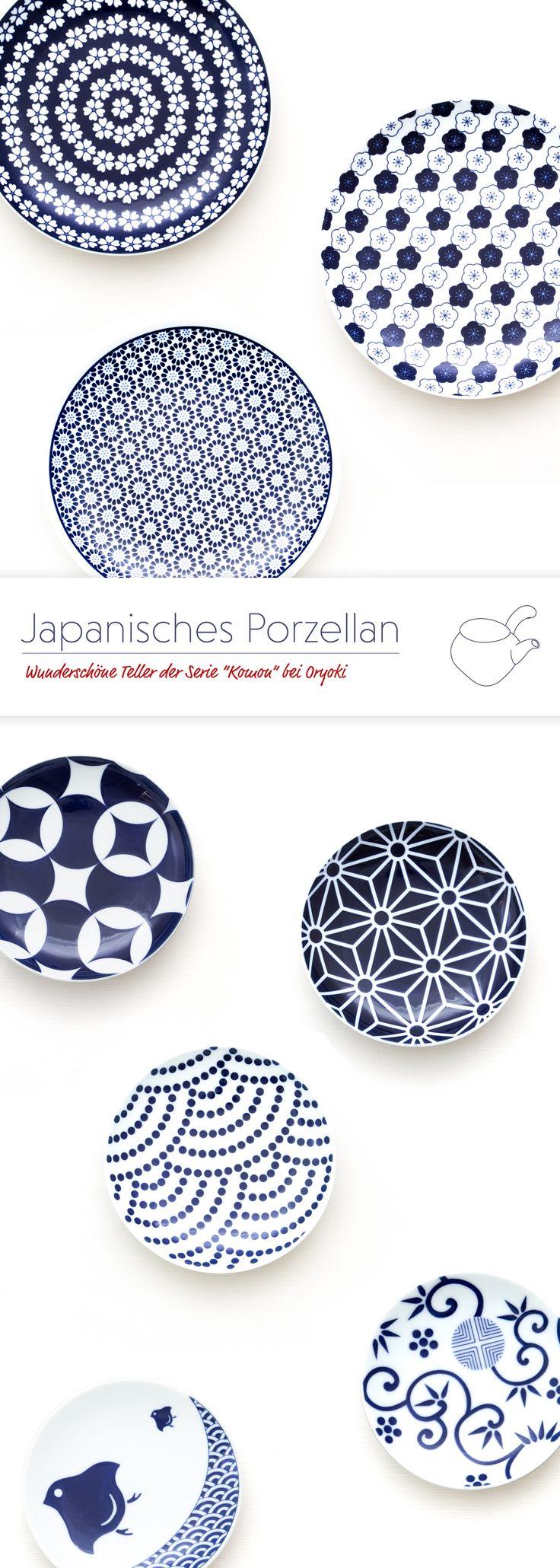 die besten 25 japanisches porzellan ideen auf pinterest keramiksch sseln mediterrane deko. Black Bedroom Furniture Sets. Home Design Ideas