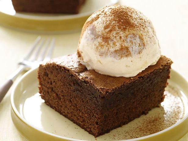 Mexican Brownies : Spike boxed brownie mix with ground chipotle chile pepper and cinnamon and serve with dulce de leche ice cream for an easy Mexican-inspired dessert.