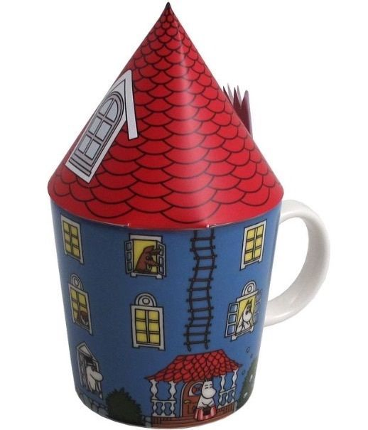 Moomin Mug Moomin House Arabia Finland *New in Arabia   eBay
