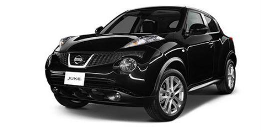 Nissan Juke 2014 en México