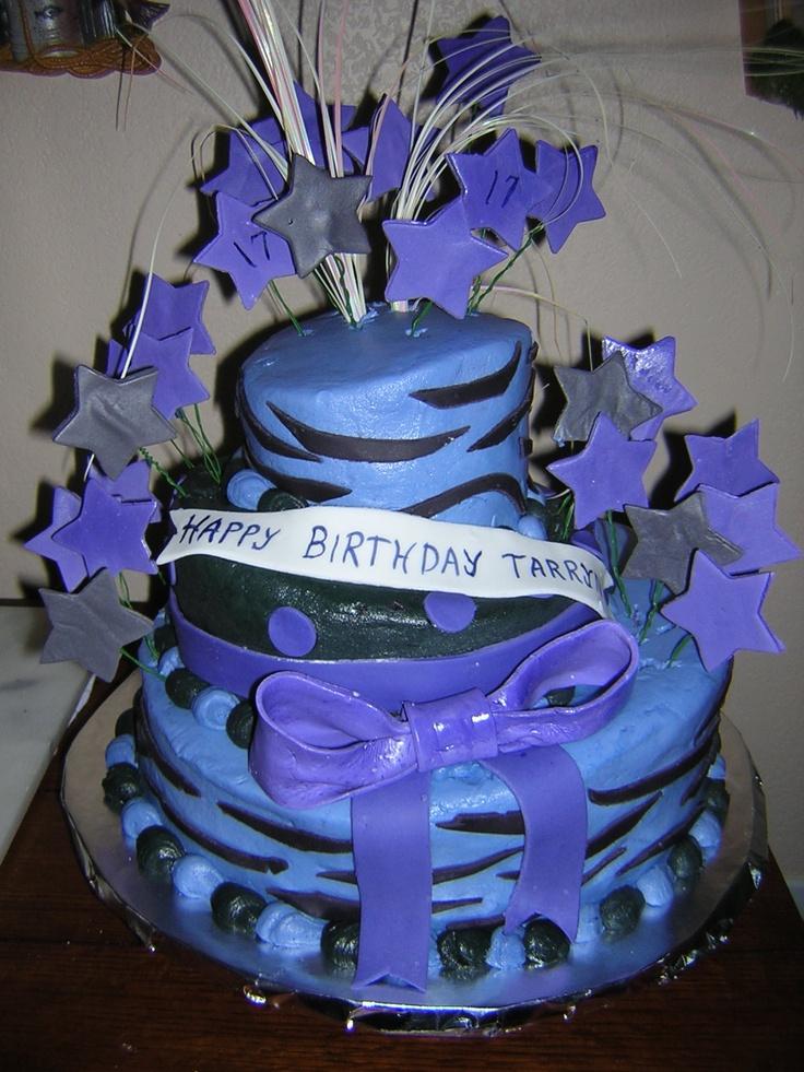Stars Cake Image