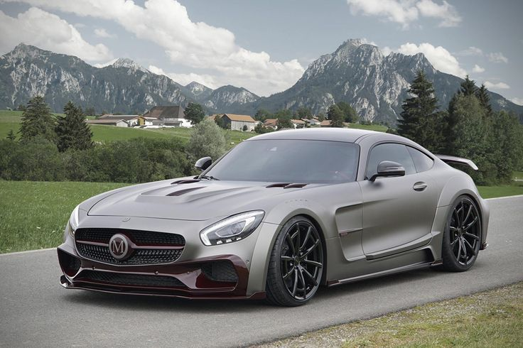 2016 Mercedes AMG GT S By Mansory 1