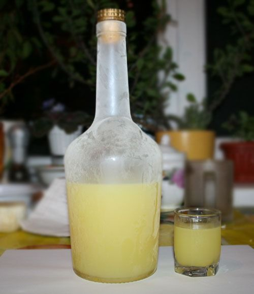 Крепость полученного напитка будет около 40% поэтому будьте осторожны в его употреблении!