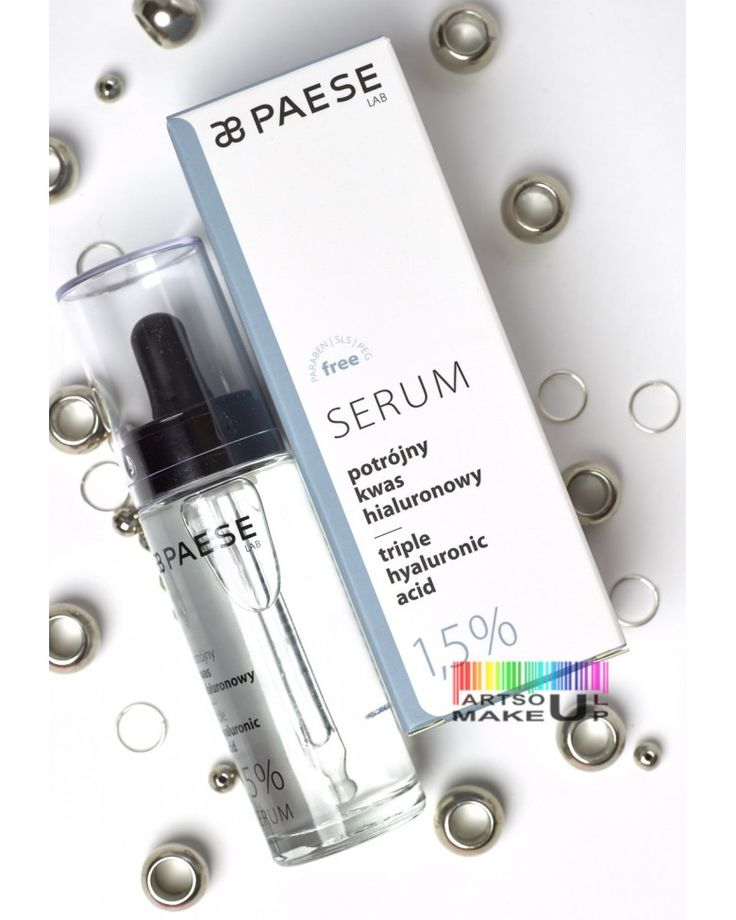 Гиалуроновая кислота SerumTriple Hyaluronic Acid Paese Сыворотка для сокращения морщин
