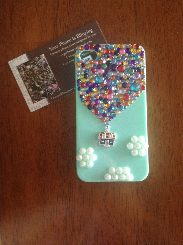 "Phone case from ""UP"" qué originall!!"