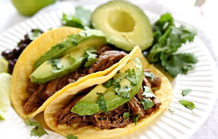 Tacos de carne a la cerveza, un toque diferente que te encantará #recetas  http://sconfir.com/1LexQsS