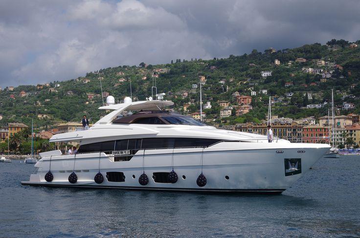 Ferretti Yachts - Ferretti960 presentation