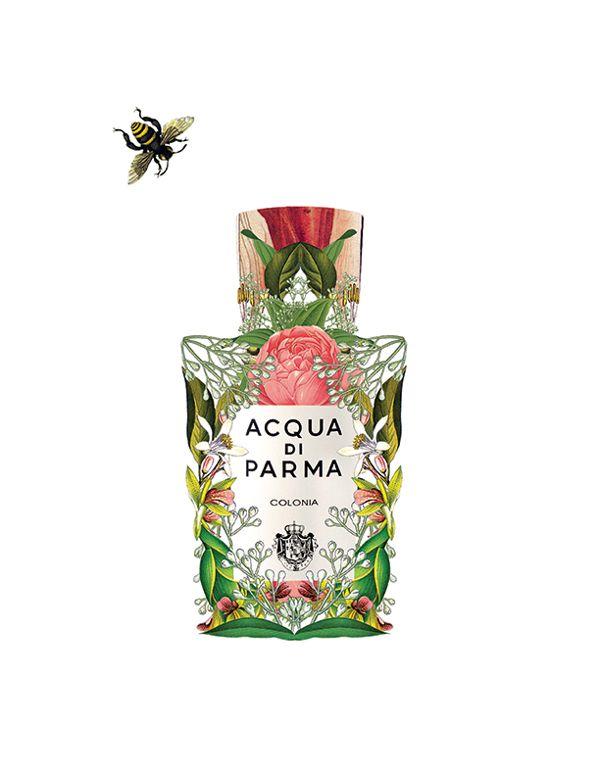 Floral Alchemy: Acqua di Parma Colonia by Sixto-Juan Zavala for High Life Shop Magazine.