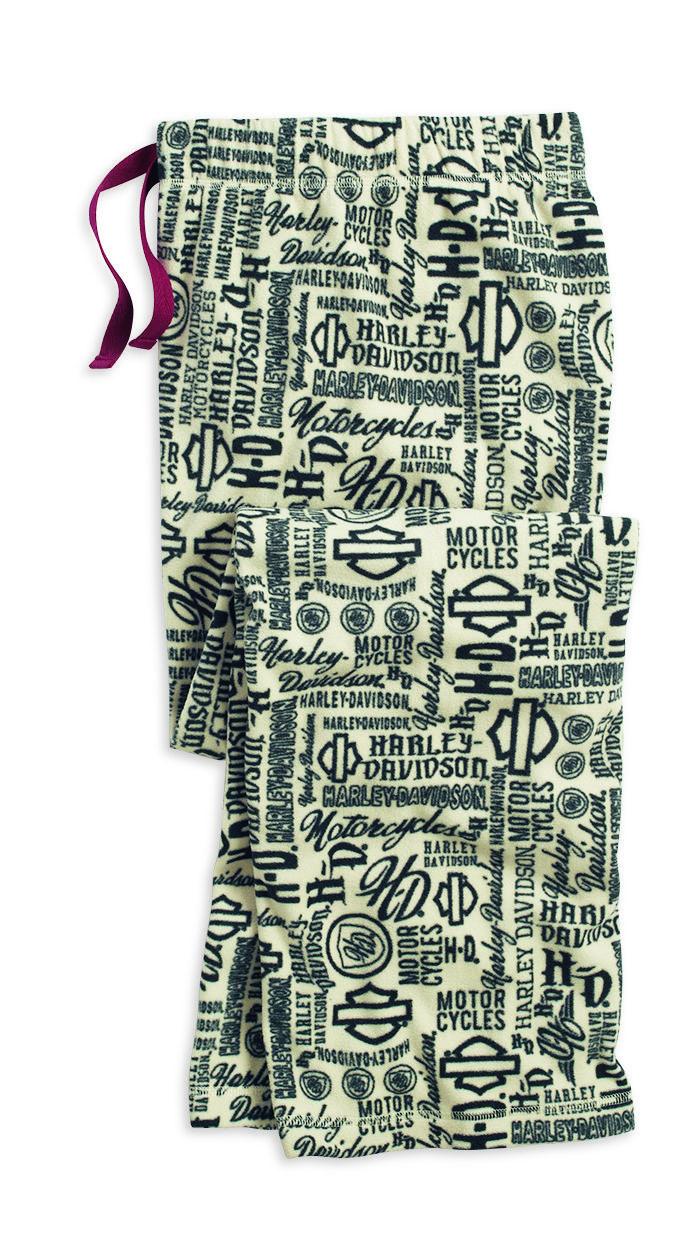 Harley davidson women all over print sleep pants jpg 689x1252 Pjs harley  davidson 333c1200dd4