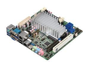 JetWay JNF99FL-525-LF Intel Atom D525 (1.8GHz, Dual-Core) Mini ITX Motherboard/CPU Combo ($199.00)