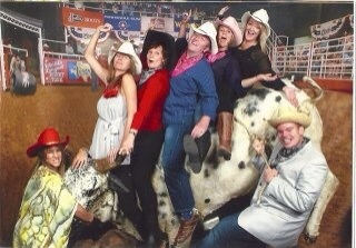 Billy Bobs in Fort Worth with friends - an amazing fun experience