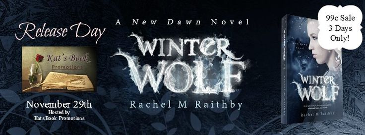 The Booknatics: Release Day Blitz - Winter Wolf by Rachel Raithby ...