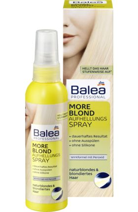 Professional More Blond Spray